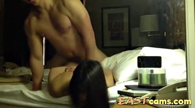 Hotel, Asian whore, Asian white