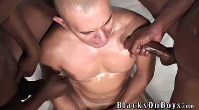Interracial, Black, Black gay, Big black