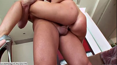 Mature anal, Chanel preston, Buttfuck, Anal big boobs