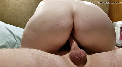 Big butt creampie