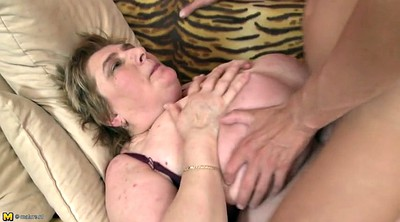 Young busty, Son fuck mom