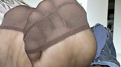 Pantyhose feet, Sole