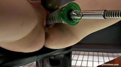 Pearl, Masturbation machine, Shaking orgasm, Fucking machine