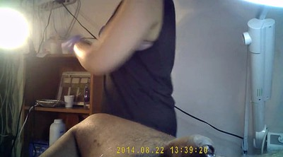 Hidden cam, Wax, Waxing