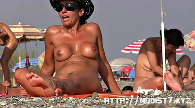 Nudist, Beach voyeur, Nudist beach, Voyeur beach, Public beach, Nudist beach voyeur