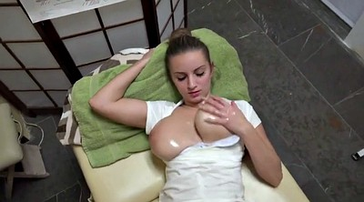 Czech massage, Oily