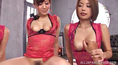 Hairy milf, Japanese group