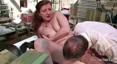 Seduced, Public mom, Mature mom