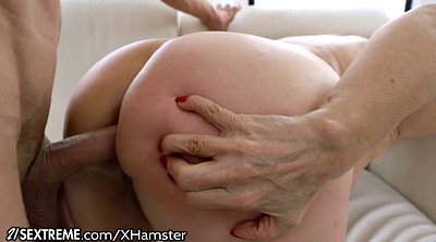 Granny hairy, Granny anal, Hairy old