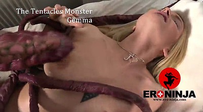 Monster, Toys, Tentacle, Tentacles, Monsters, Gemma