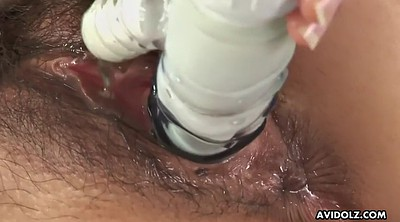Japanese dildo, Japanese orgasm, Japanese pussy, Pussy close up, Jungle, Japanese riding
