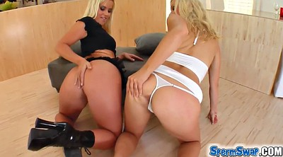 Swapping, Hot blond