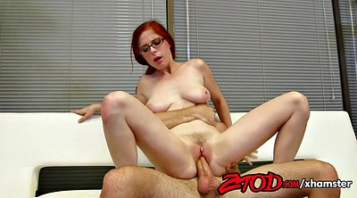 Penny pax, Redhead anal