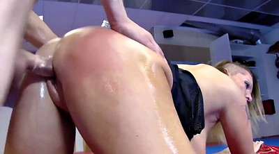 Young, Old anal, Laura