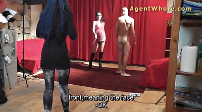Agent, Photoshoot, Whore, Mask