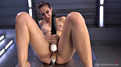 Chubby solo, Solo orgasm, Dildo solo, Fucking machine, Fucking machines, Cassidy klein