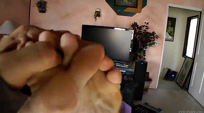 Compilation, Lesbian feet, Cowgirl