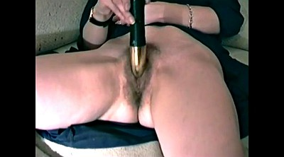 Home, Slut wife, French wife, Come, Wife dildo