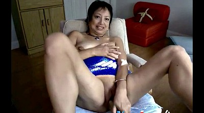 Asian granny, Mature dildo, Webcam asian, Mature webcam, Granny dildo masturbation, Granny asian