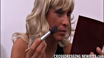 First, Crossdress, Crossdressers, Gay first time, First time interracial, First black