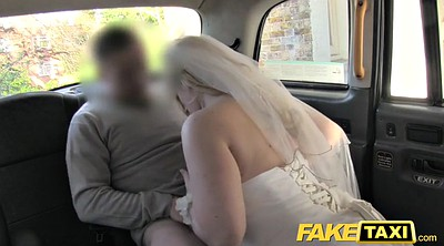 Fake, Wedding, Fake taxi, Bride, Taxi
