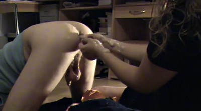 Double fisting, Femdom anal, Fisting femdom, Fist anal, Anal plug, Amateur wife