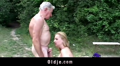 Grandpa, Huge breast