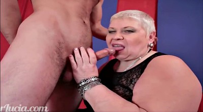 Cumshot, Young chubby, Young bbw, Granny big tits, Chubby granny