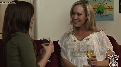 Brandi love, Old and young lesbians