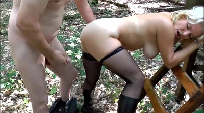 Forest, Mature stockings