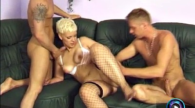 Milf anal, Double penetration, Short haired