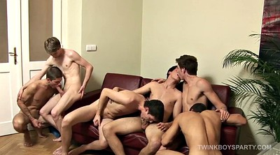 Leather, Gay sucking, Group gay, Skinny gangbang, Skinny amateur, Group sex party