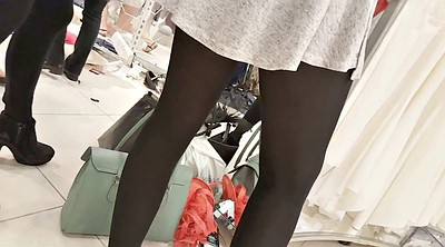Stockings, Skirt, British ebony, Mini skirt, Pantyhose teen, Teen skirt