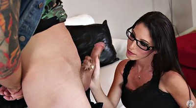 Glass, Mom blowjob, Milf glasses, Know