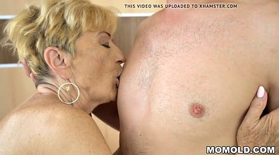 Old woman, Hairy milf