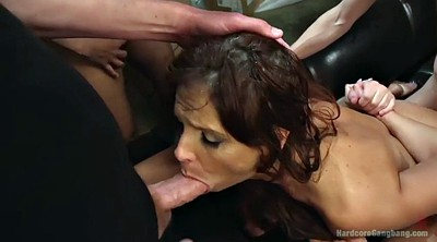 Interracial anal, Mature interracial, Mature foursome, Foursomes, Mature gangbang, Interracial mature anal