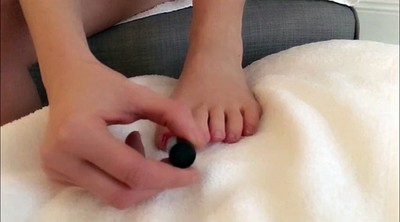 Softcore, Foot tease