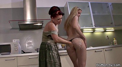Mature lesbian, Old pussy, Matures