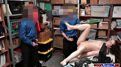 Shoplifter, Amateur threesome