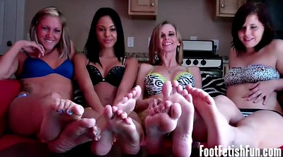 Foot lick, Our