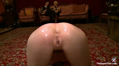 Orgy, Two slave, Throated
