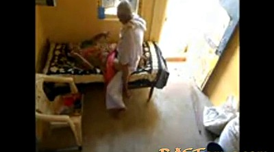 Granny, Indian, Asian granny, Caught, Asian mature, Asian cam