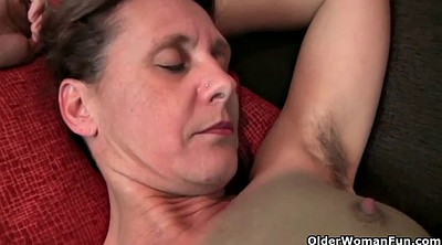 Hairy granny, Mature hairy, Hairy solo