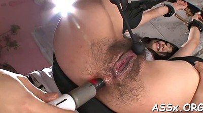 Asian anal, Asian riding