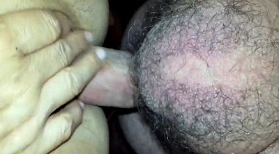 Shower anal, Mature gay