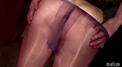 Nylon, Older, Trapped, Pantyhose shemale