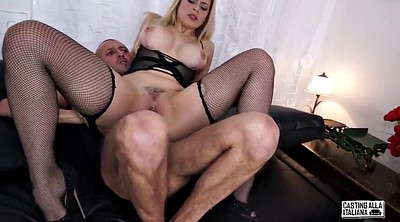 Casting anal, Italian anal, Castings