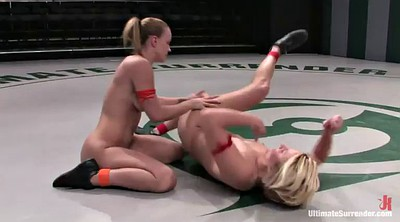 Bikini, Wrestling, Fighting, Cat, Wrestle, Naked