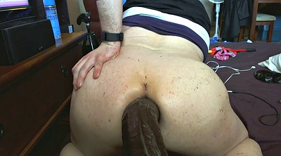 Training, Dildo anal