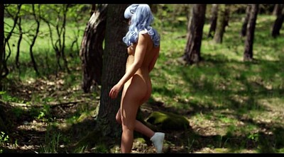Cosplay, Forest, Fairy